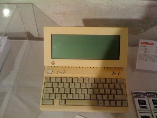 Apple II C